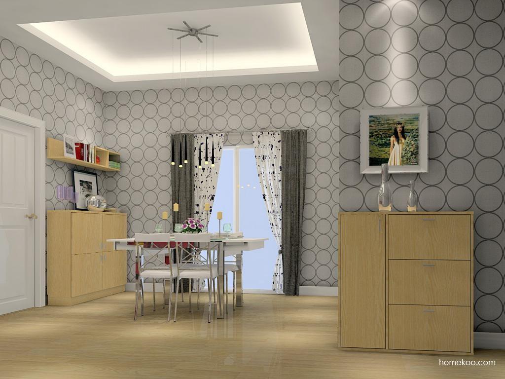 新实用主义餐厅家具E1036
