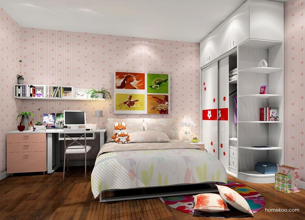 女孩的梦青少年房B6478