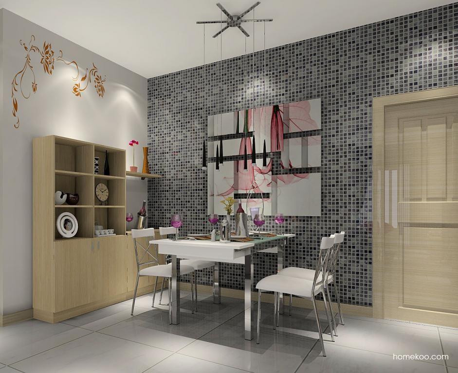 新实用主义餐厅家具E1039