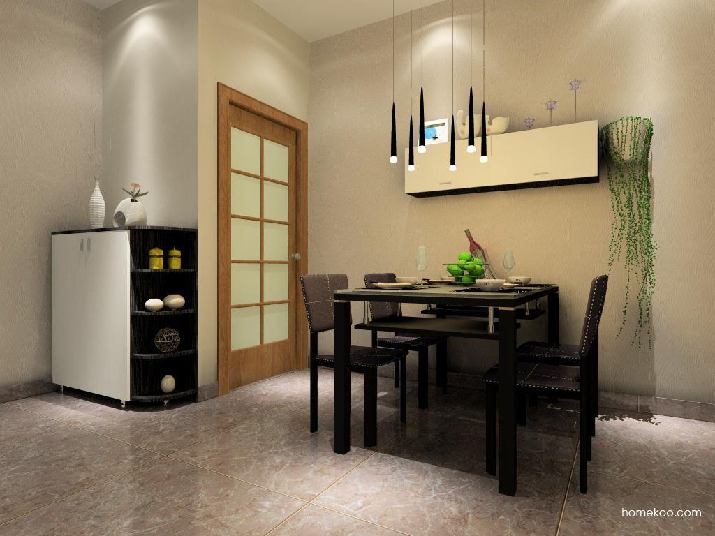 简约主义餐厅家具E1040