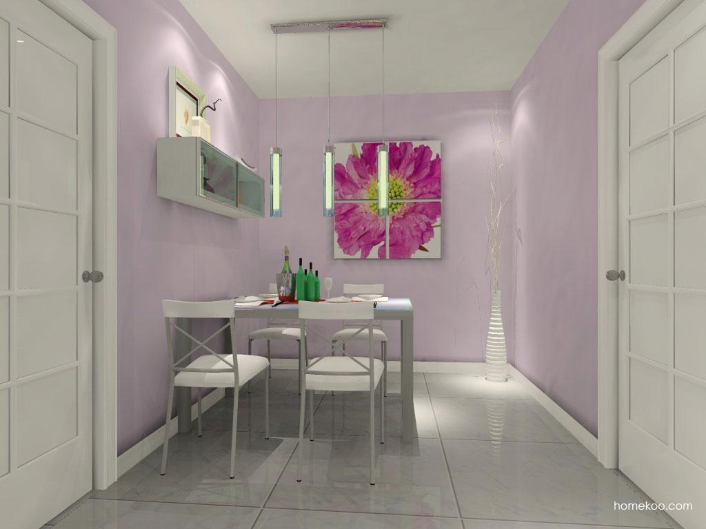 浪漫主义餐厅家具E1049