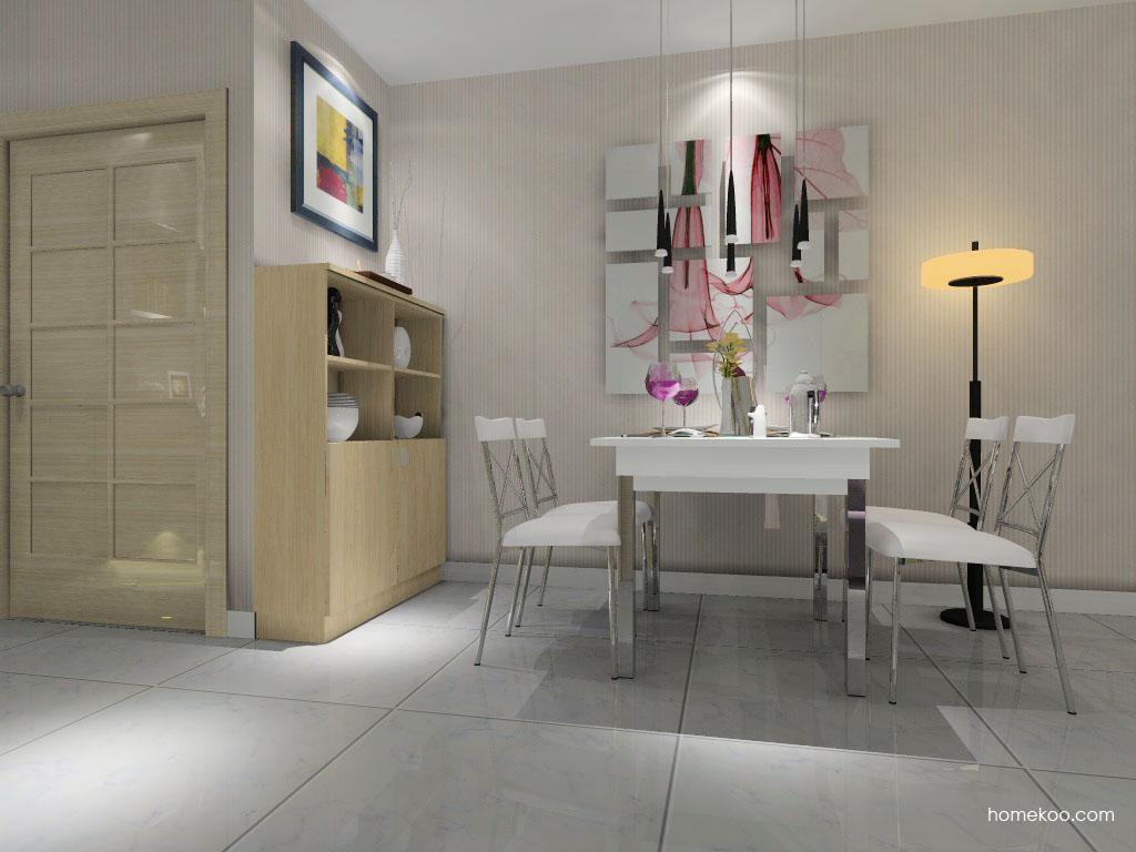 新实用主义餐厅家具E1047