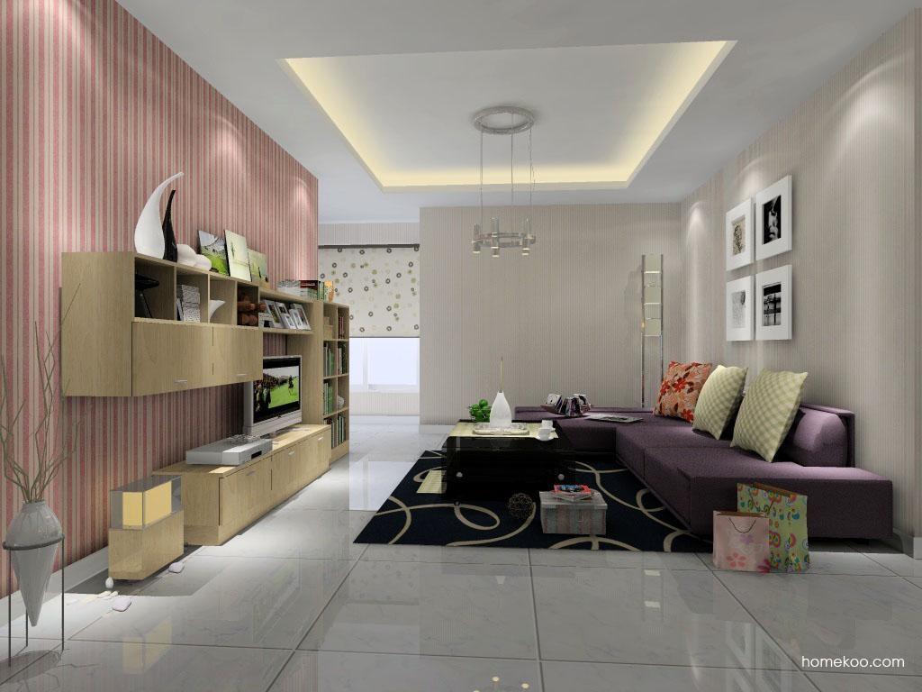 新实用主义客厅家具D0821