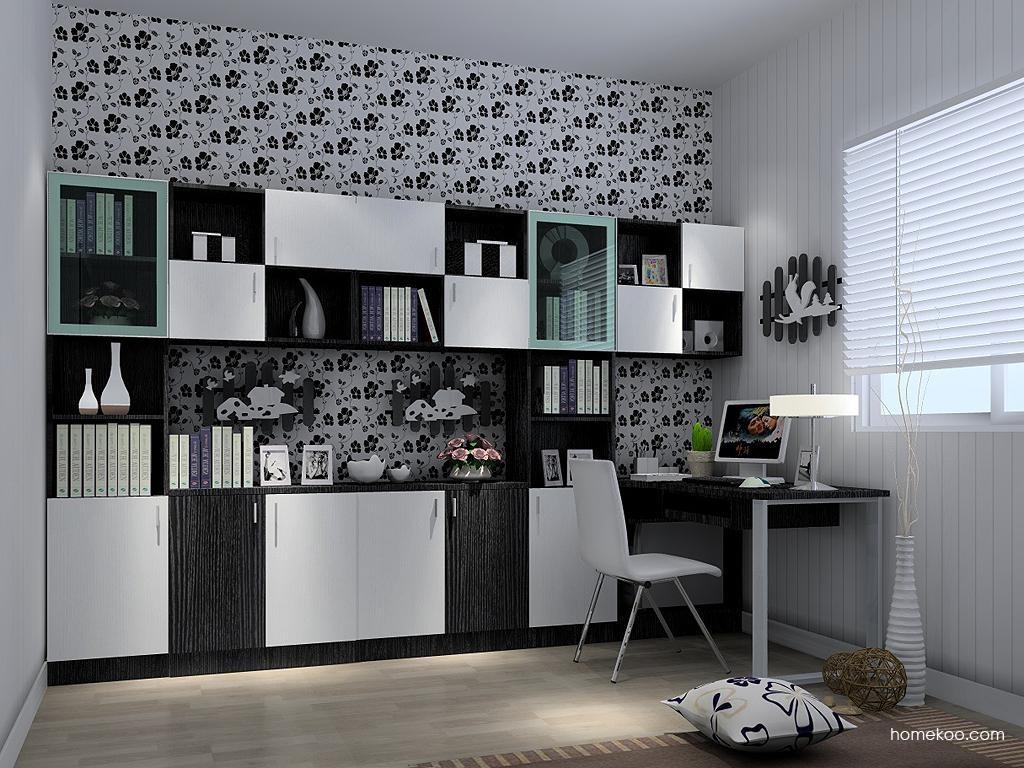 简约主义书房家具C3712
