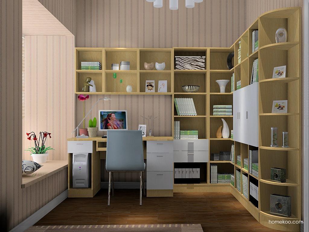 新实用主义书房家具C3713