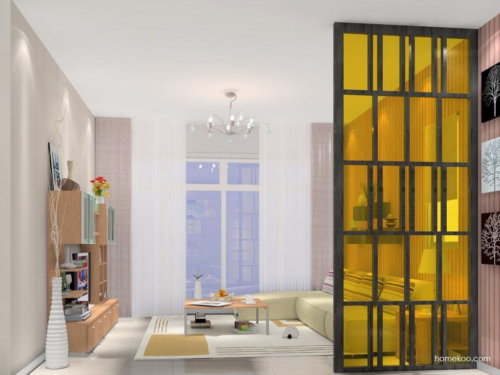 新实用主义客厅家具D0828