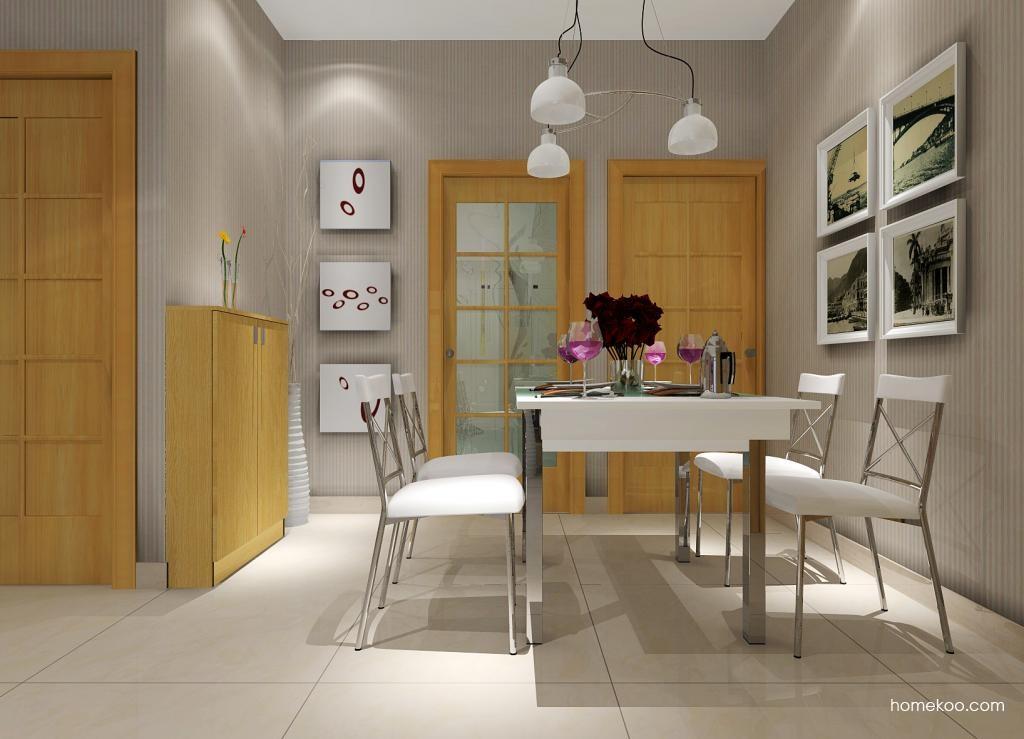 新实用主义餐厅家具E1055
