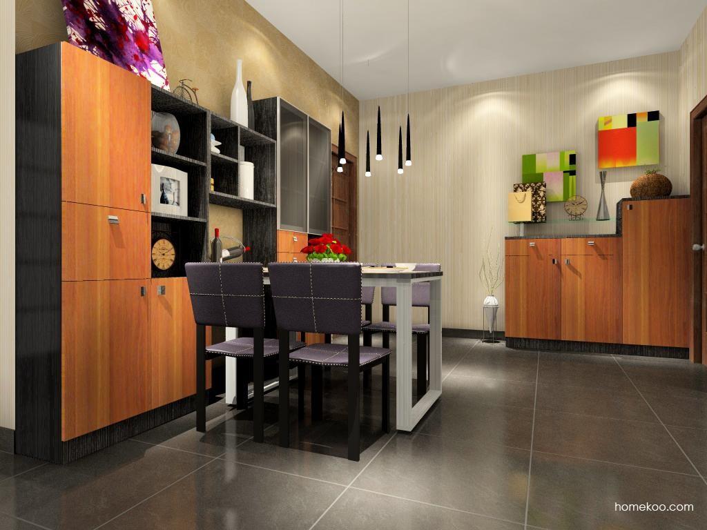 德国森林餐厅家具E1066