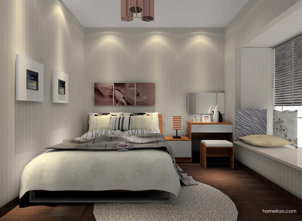 新实用主义卧房家具A6662