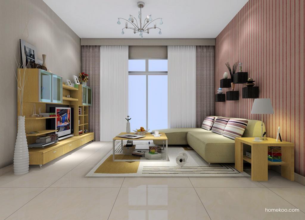 新实用主义客厅家具D0830
