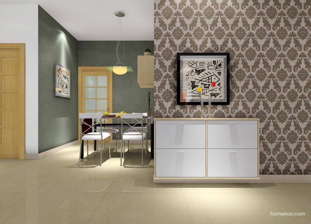 新实用主义餐厅家具E1056
