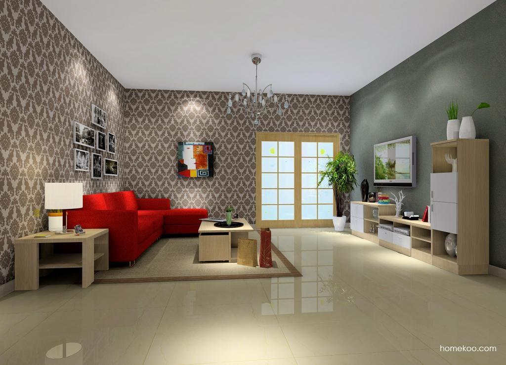 新实用主义客厅家具D0831