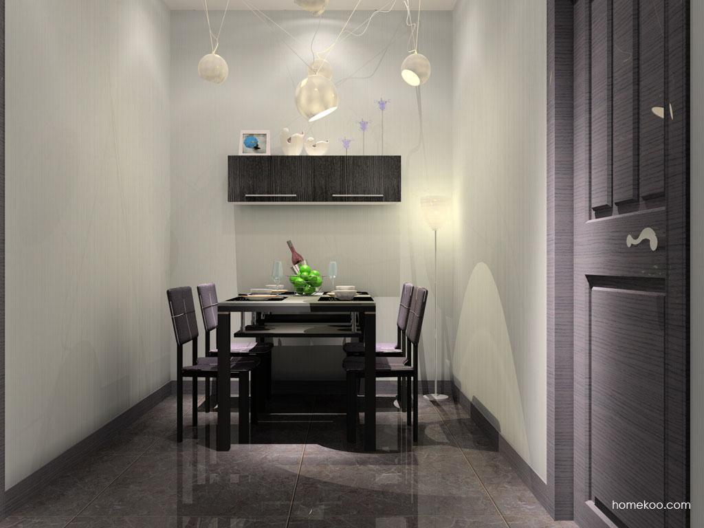 简约主义餐厅家具E1058