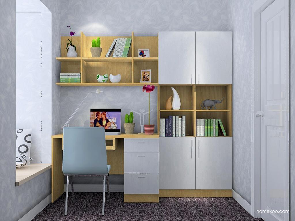 新实用主义书房家具C3715
