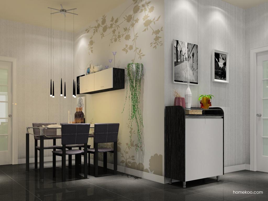 简约主义餐厅家具E1062