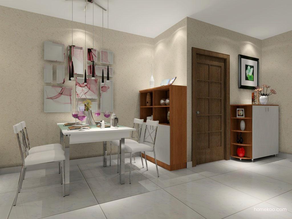 新实用主义餐厅家具E1064