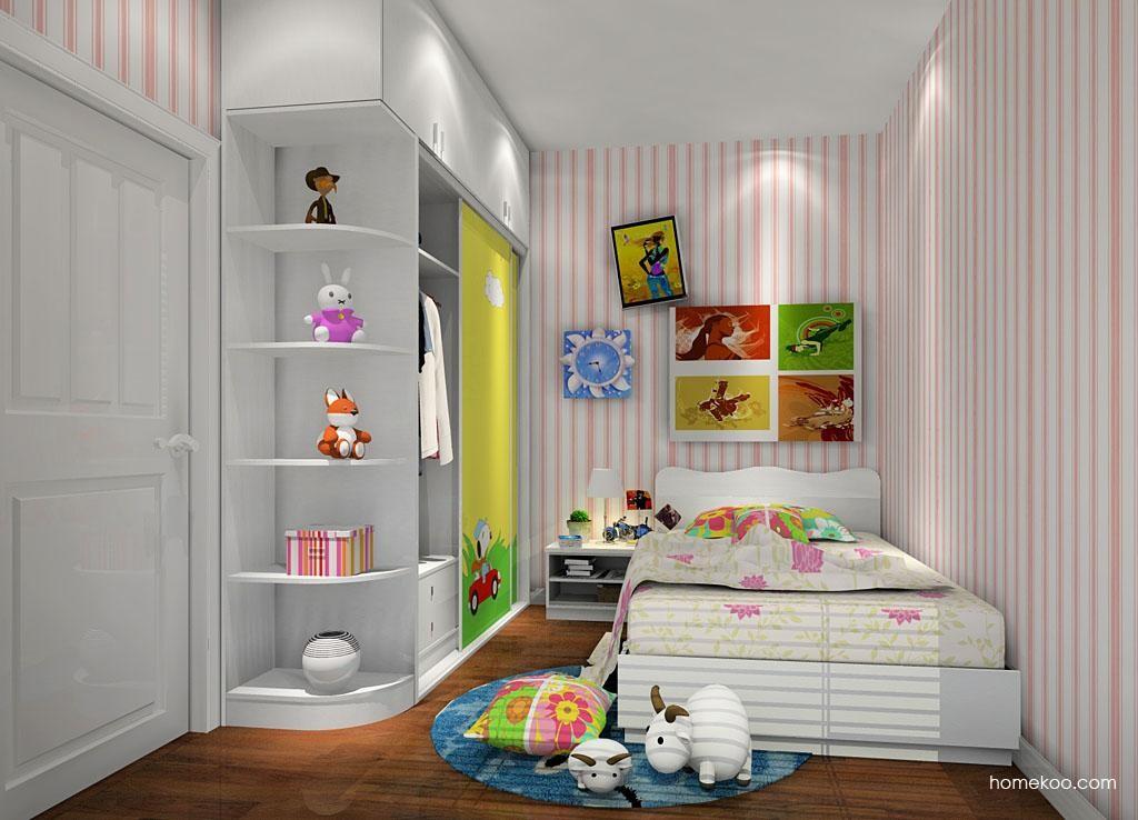 女孩的梦青少年房B6507