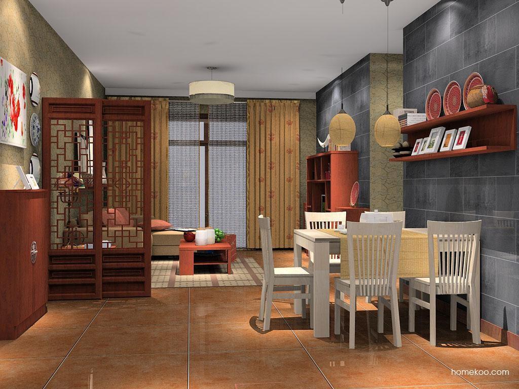 新中式主义客餐厅G1897