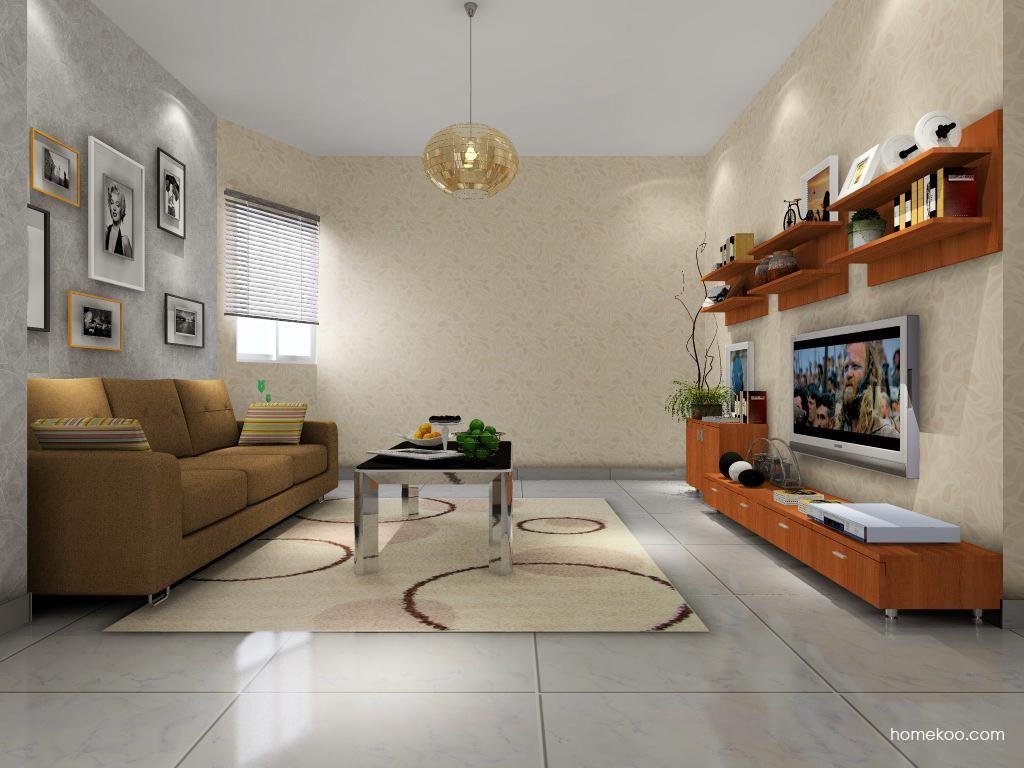 新实用主义客厅家具D0846