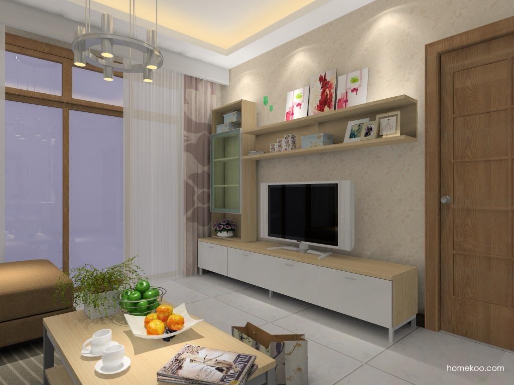 新实用主义客厅家具D0850