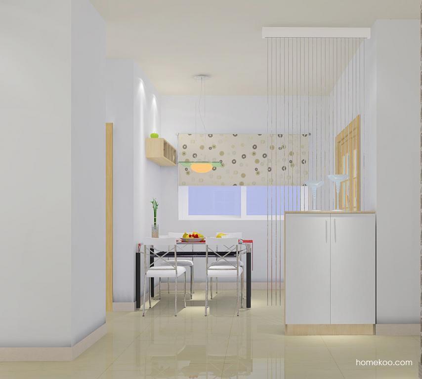 新实用主义餐厅家具E1086