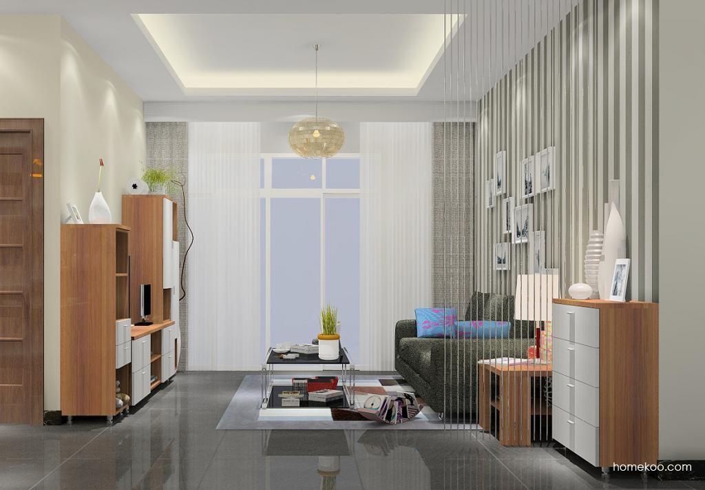 新实用主义卧房家具G13946