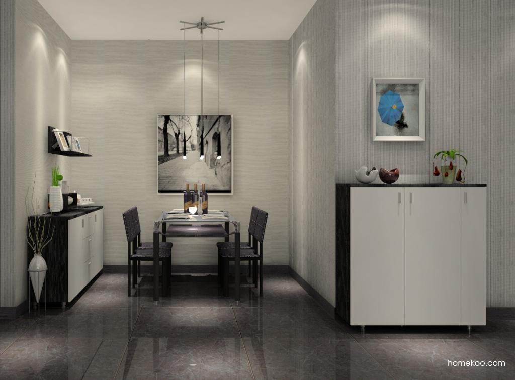 简约主义餐厅家具E1087