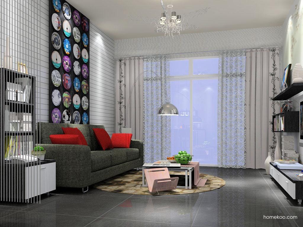 简约主义客厅家具D0864