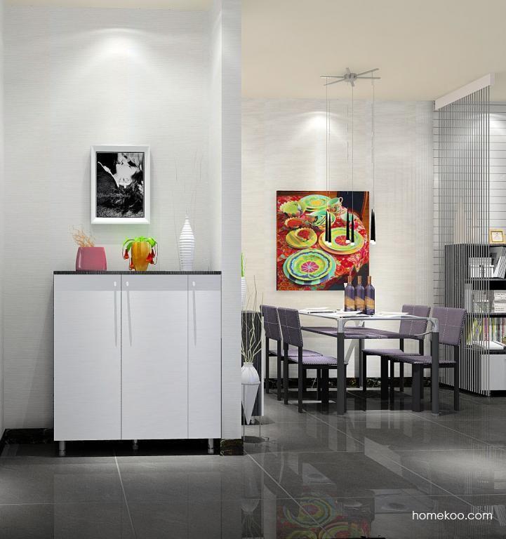 简约主义餐厅家具E1090