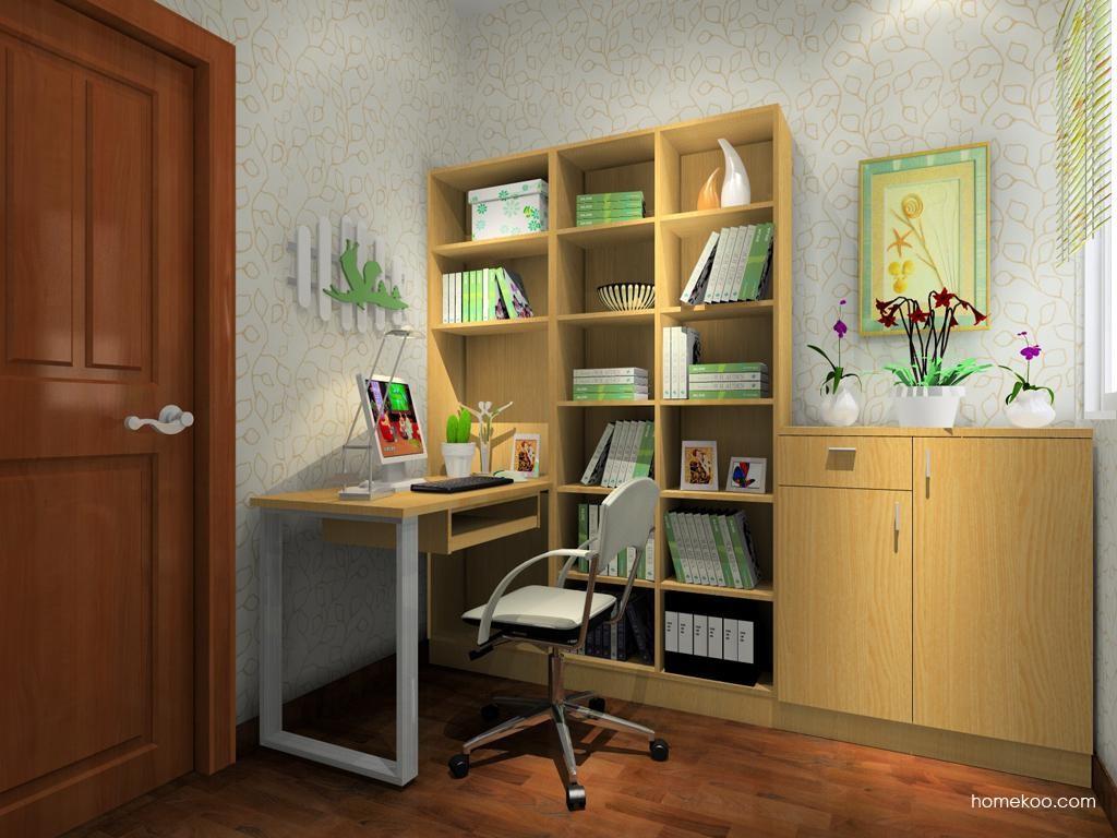 新实用主义书房家具C3744