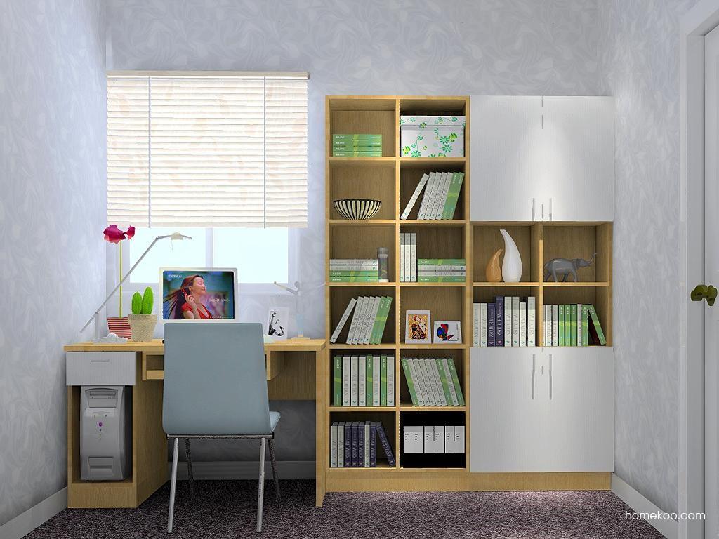 新实用主义书房家具C3734