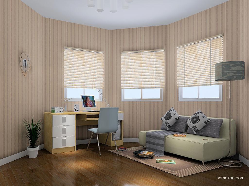 新实用主义书房家具C3760