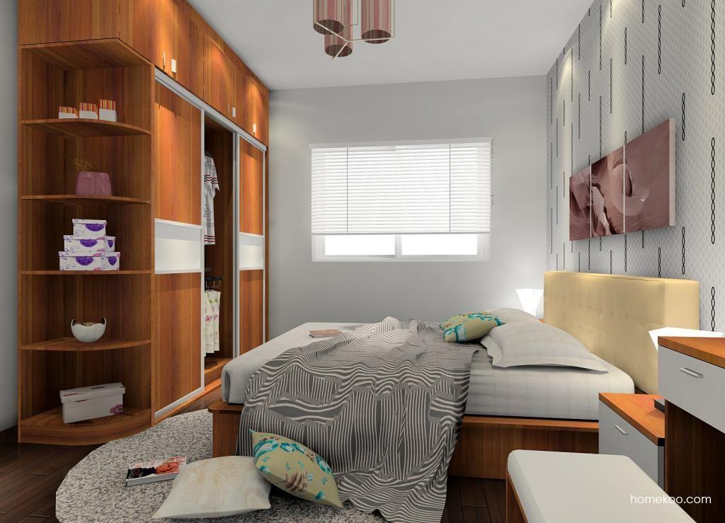 新实用主义卧房家具A6706