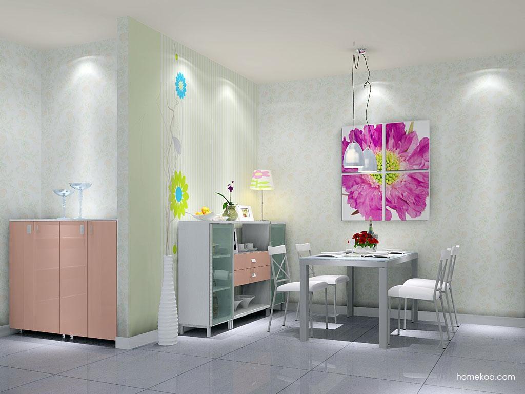 浪漫主义餐厅家具E1095