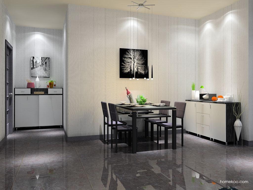 简约主义餐厅家具E1096