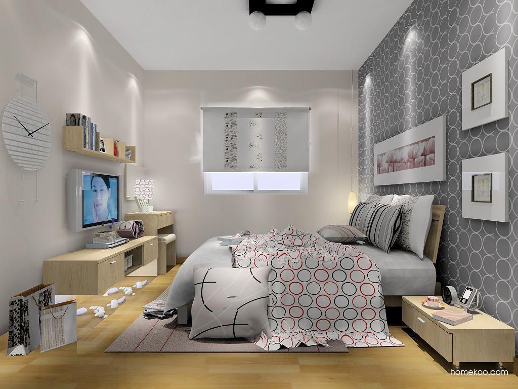 新实用主义卧房家具A6700