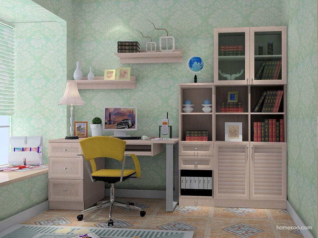 北欧阳光书房家具C3761