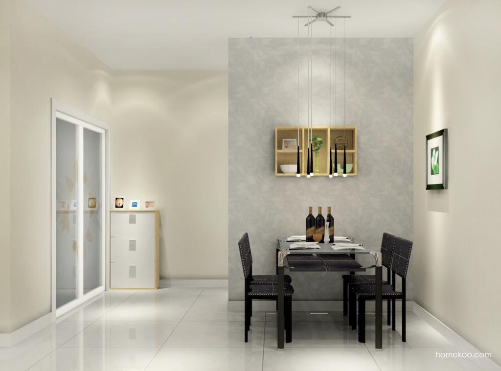 新实用主义餐厅家具E1112