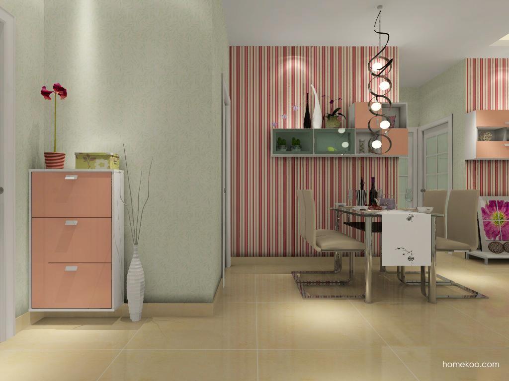浪漫主义餐厅家具E1103