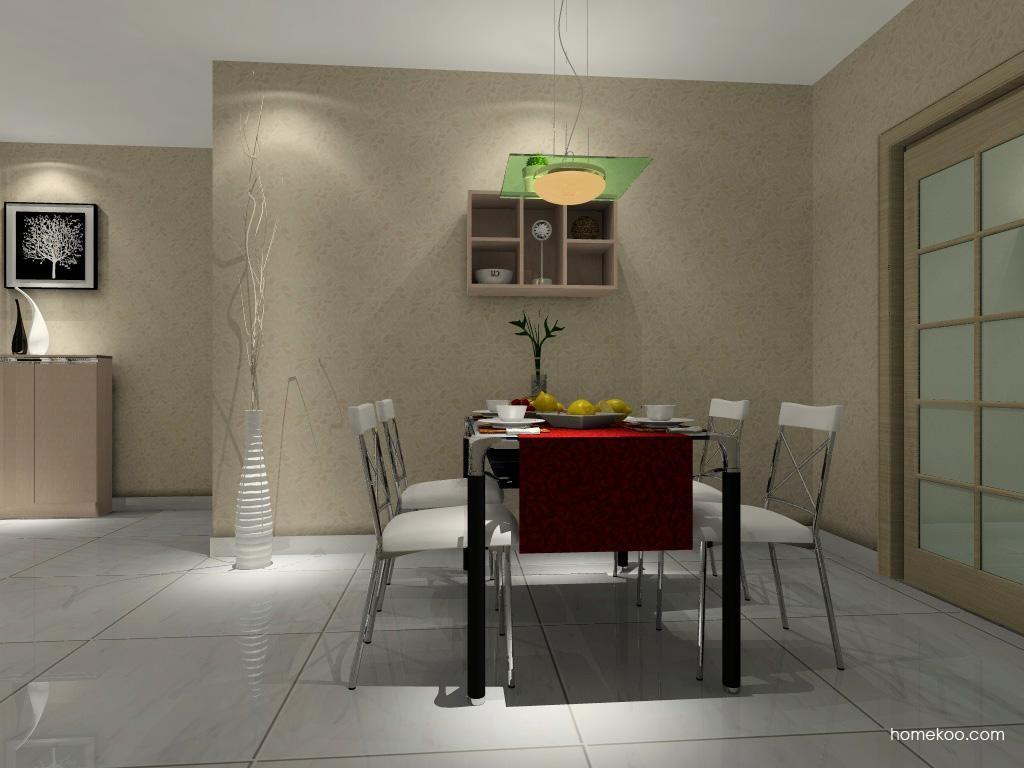新实用主义餐厅家具E1108