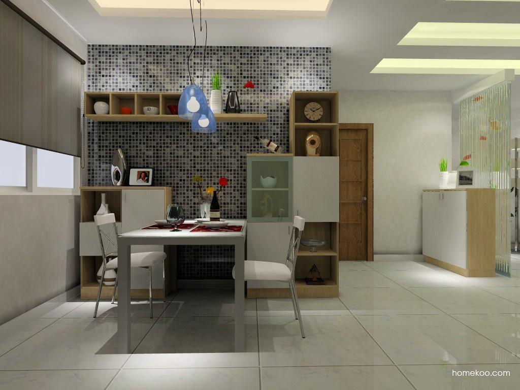 新实用主义餐厅家具E1107