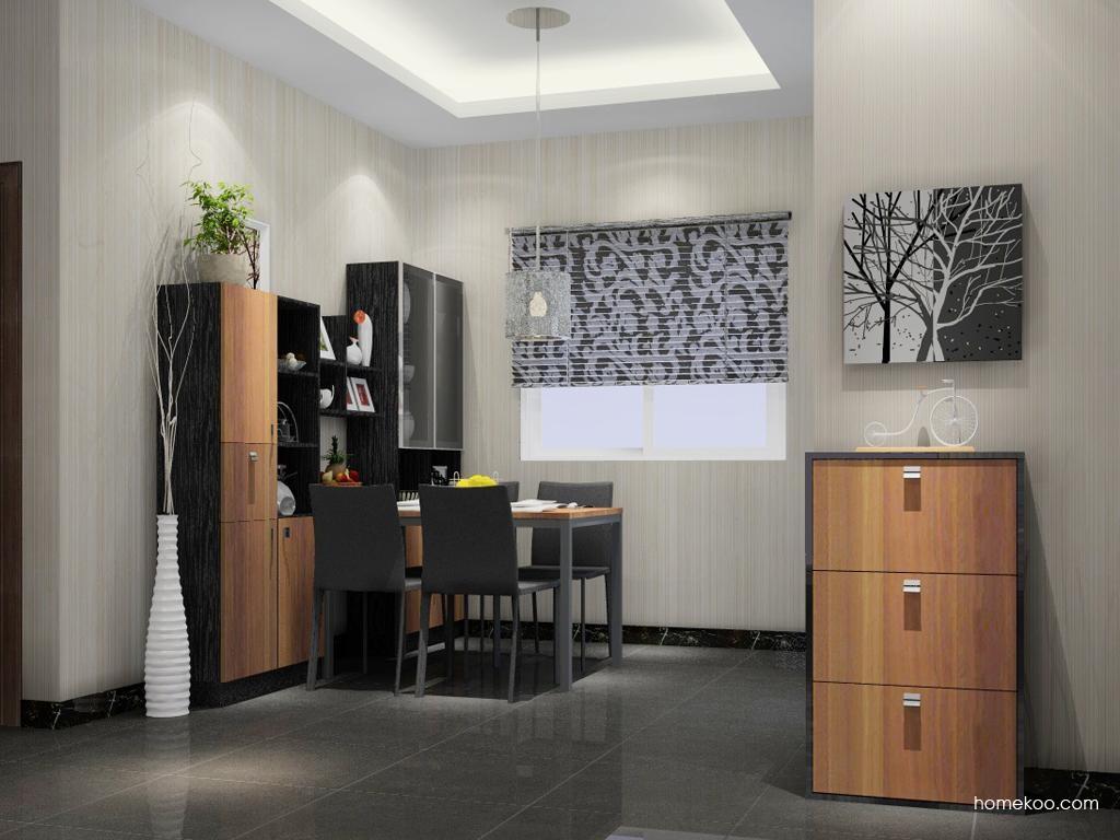 德国森林餐厅家具E1114