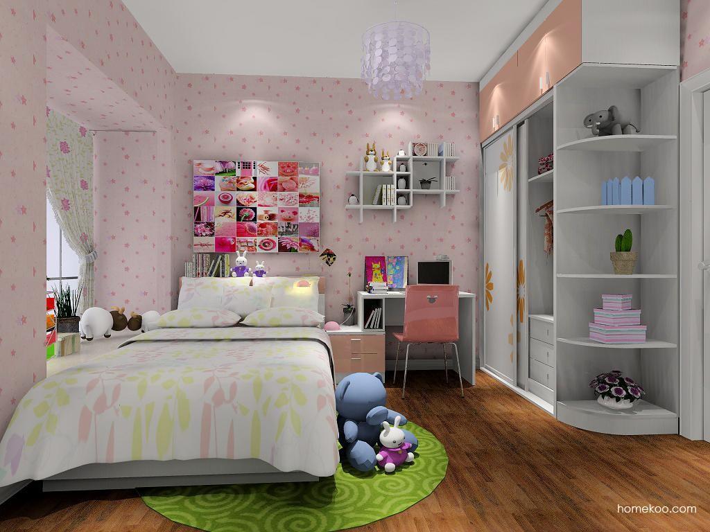 女孩的梦青少年房B6539
