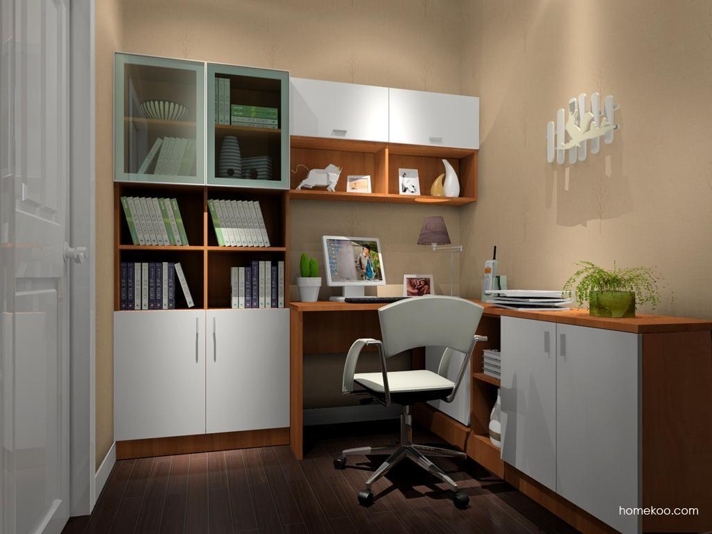 新实用主义书房家具C3774