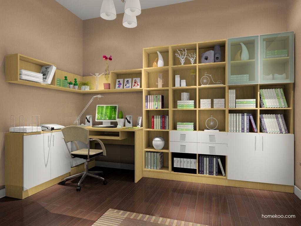 新实用主义书房家具C3773