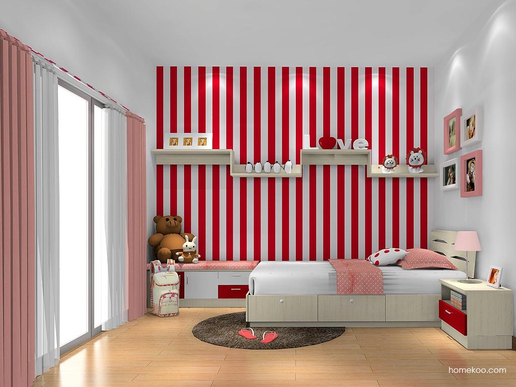 女孩的梦青少年房B6538
