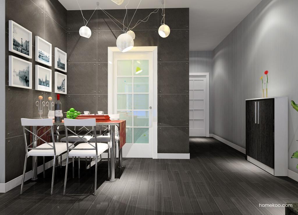 简约主义餐厅家具E1131