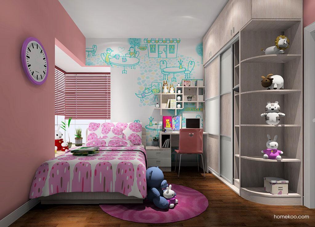 女孩的梦青少年房B6551