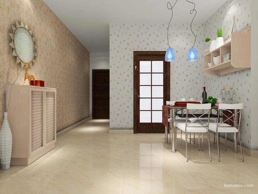 北欧阳光餐厅家具E1135