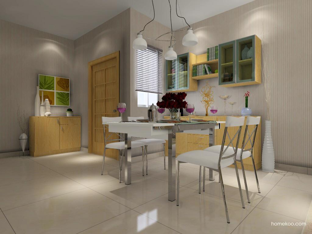 新实用主义餐厅家具E1133